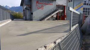 Bortolotto Roberto Pavimento industriale esterno capannone