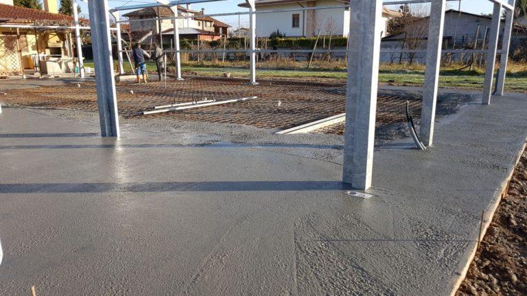 Pavimento Esterno in cemento armato Bortolotto Roberto