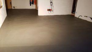 Bortolotto Roberto Pavimento interno in calcestruzzo cemento armato