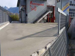 Industrieller Boden für Außendächer Bortolotto Roberto