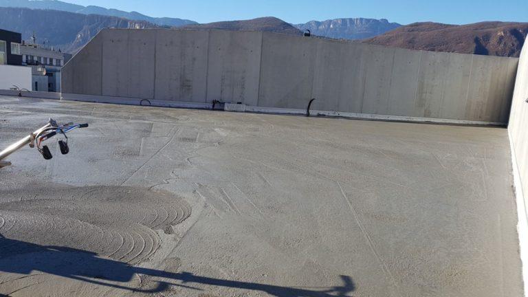 Pavimento industriale esterno - Bortolotto Roberto - Industrielles Bodenaußenfach