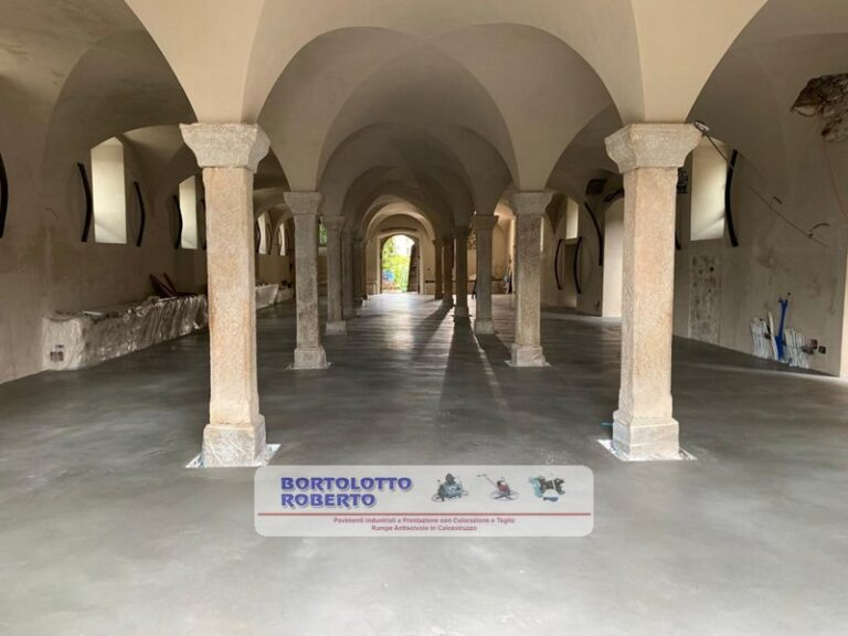 pavimenti industriali pavimentazioni in cemento cls